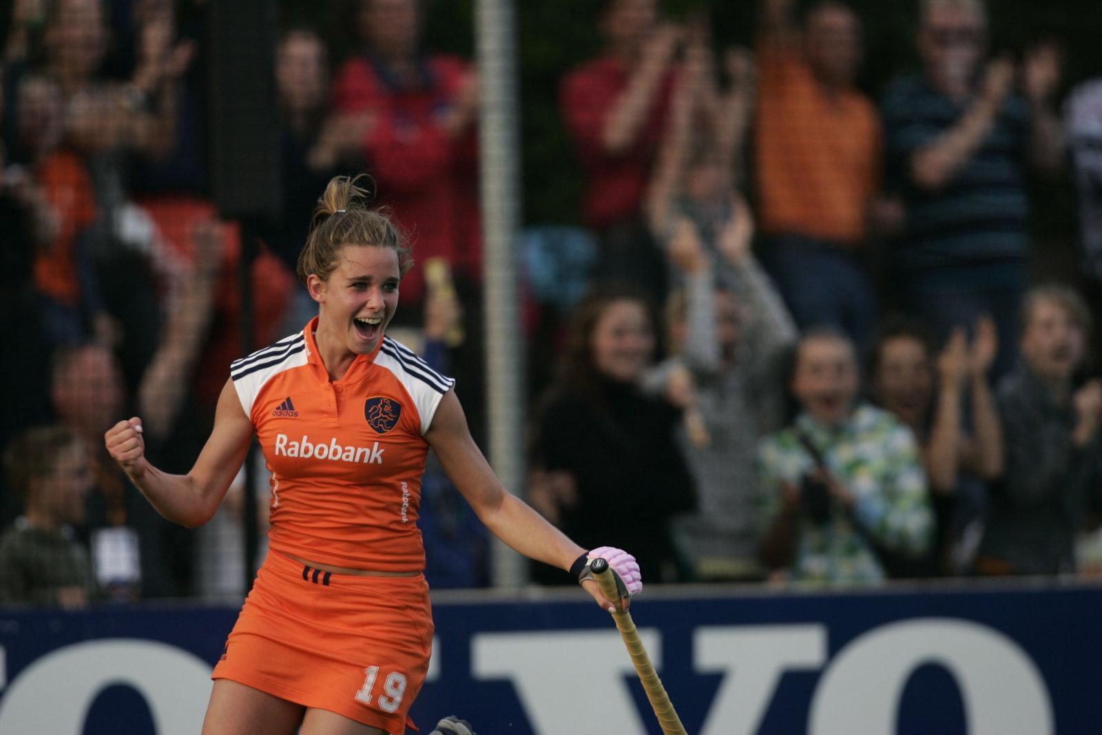 Ellen Hoog - Hockey.nl