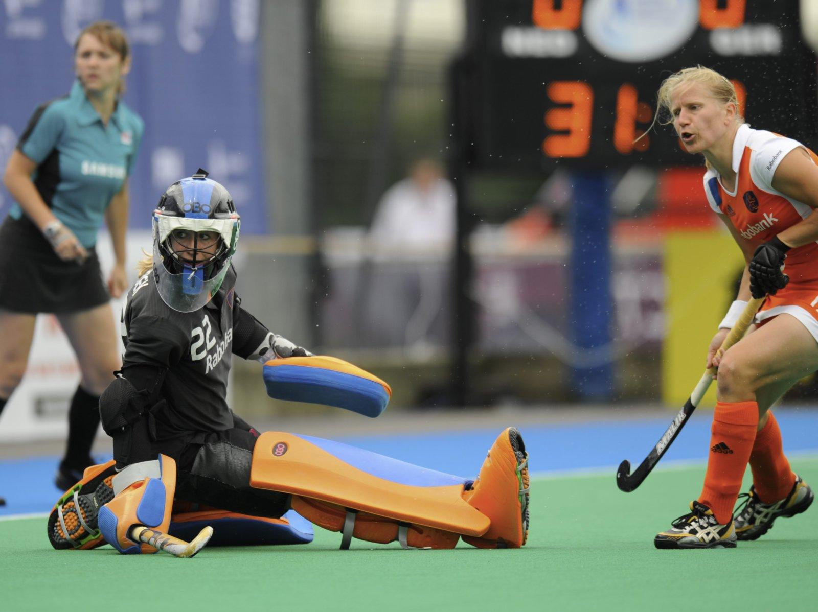 Joyce Sombroek - Hockey.nl