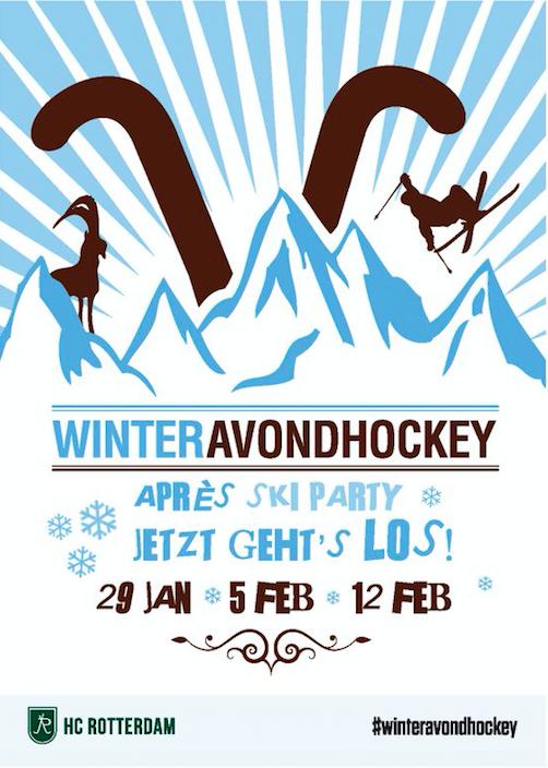 Winteravondhockey Rotterdam