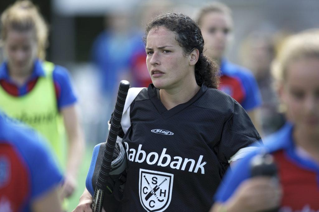 BILTHOVEN - Hoofdklasse hockey dames SCHC v MHC Oranje-Zwart 2-1 Foto: Inge Vermeulen. FFU PRESS AGENCY COPYRIGHT FANK UIJLENBROEK