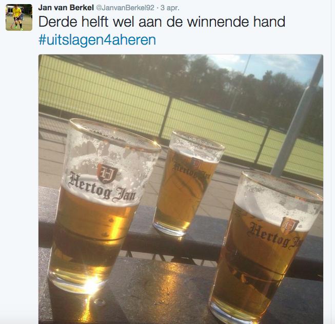 Tweet Jan van Berkel Cranendonck