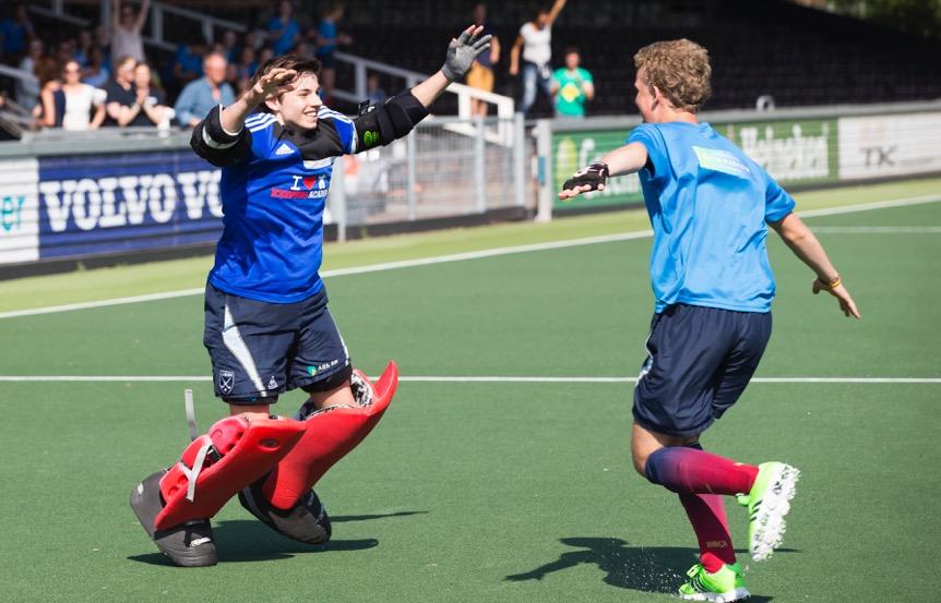 2016_KS_schoolhockey hilversum goalie