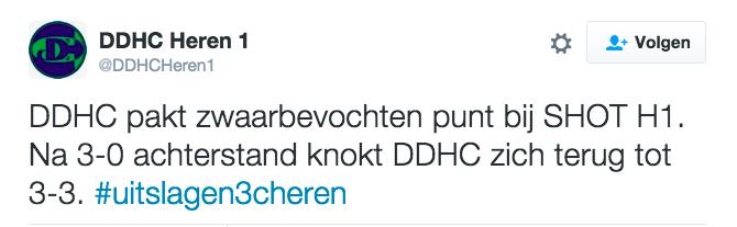 DDHC H1