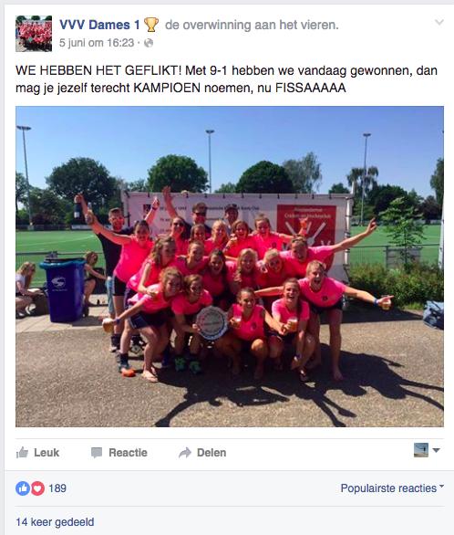 Facebook VVV