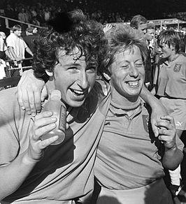 Marjolein_Eijsvogel_and_Sophie_von_Weiler_1986