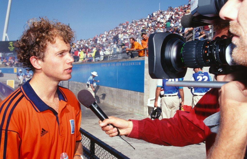 Teun de Nooijer Pers Interview