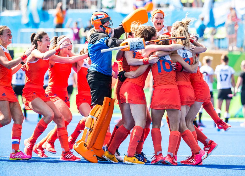 Oranje Dames-KNHB-KS