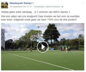 Westerpark Dames1