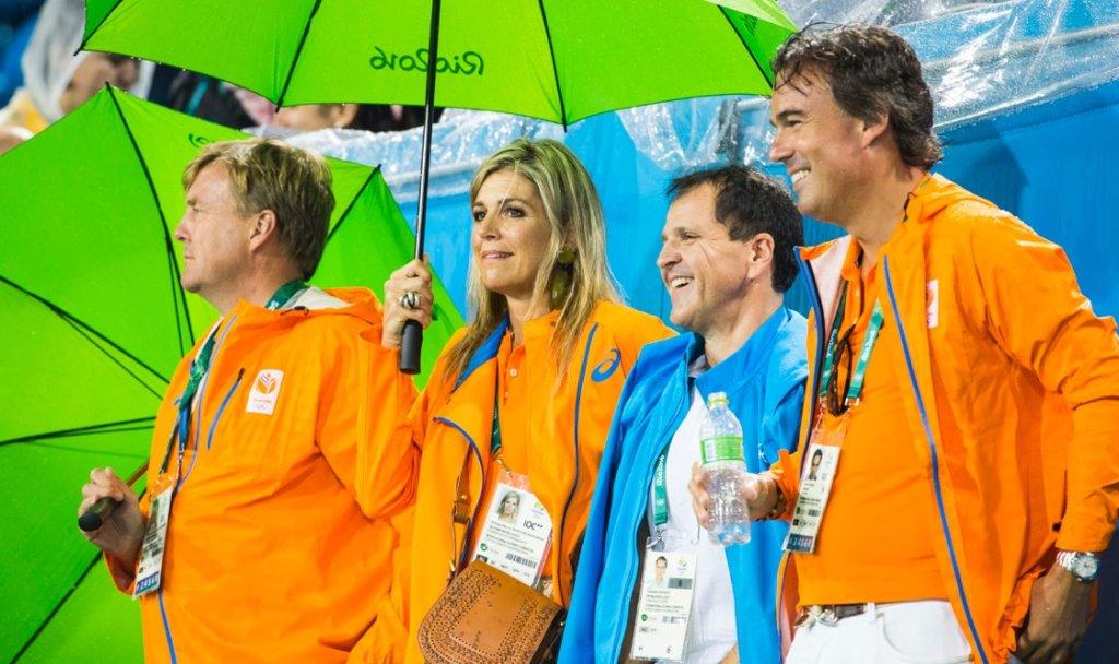 Willem-Alexander en Maxima-KNHB-KS