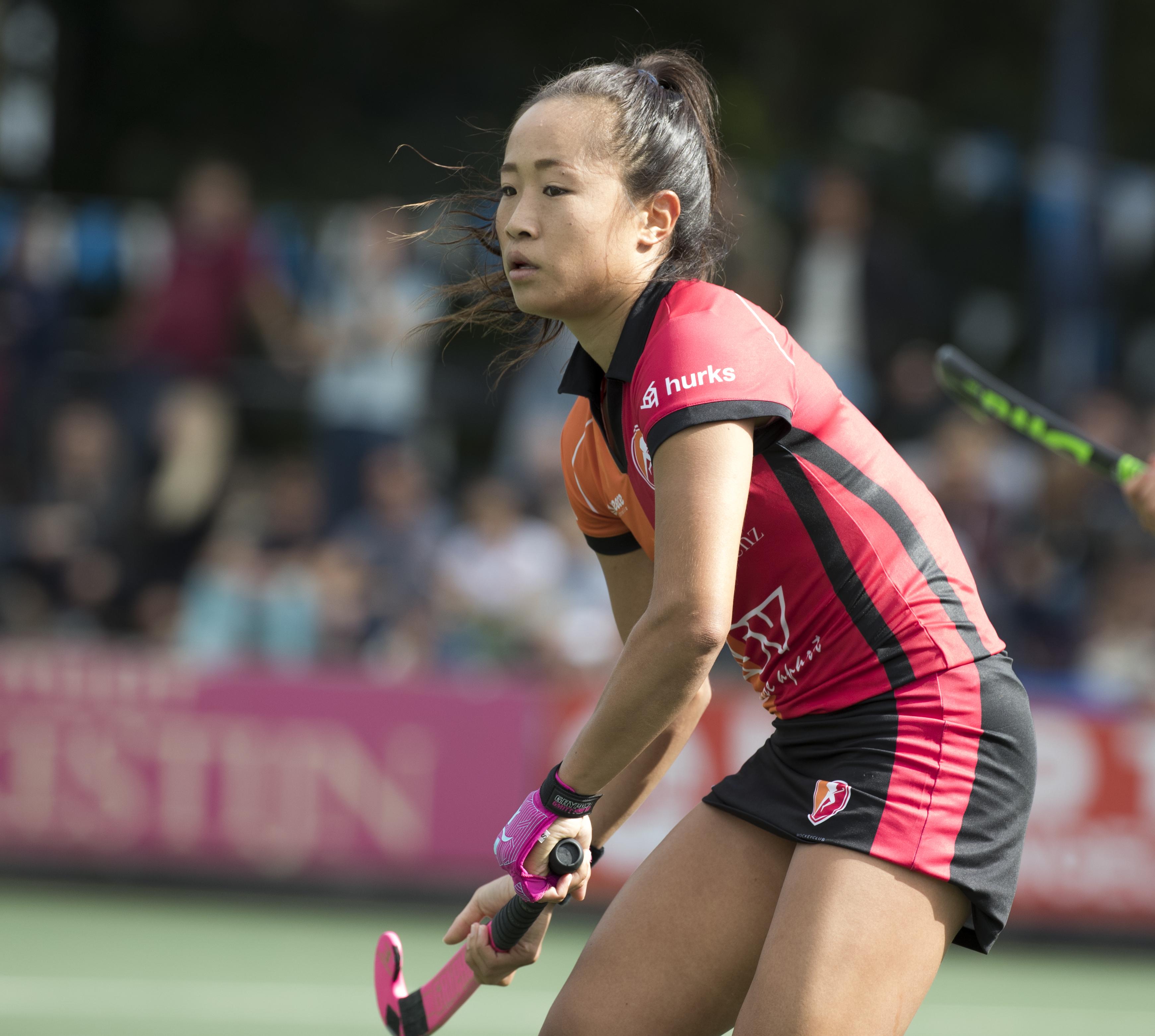 Japanse Oikawa went steeds meer aan Nederland: 'Houdoe en ...  Shihori Oikawa