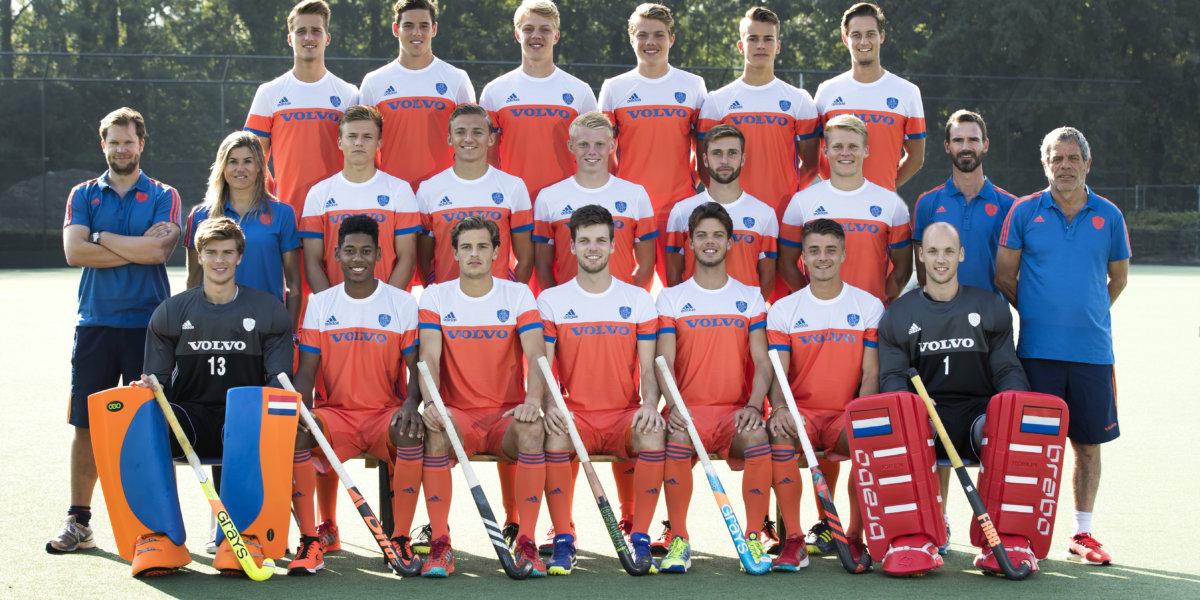 nederlandse hockey mannen