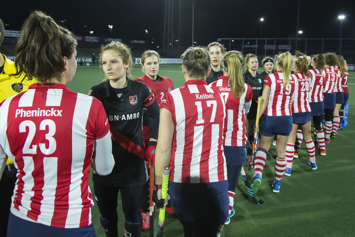 Amsterdam - hdm - Kwartfinale Gold Cup - Fotograaf: Willem Vernes