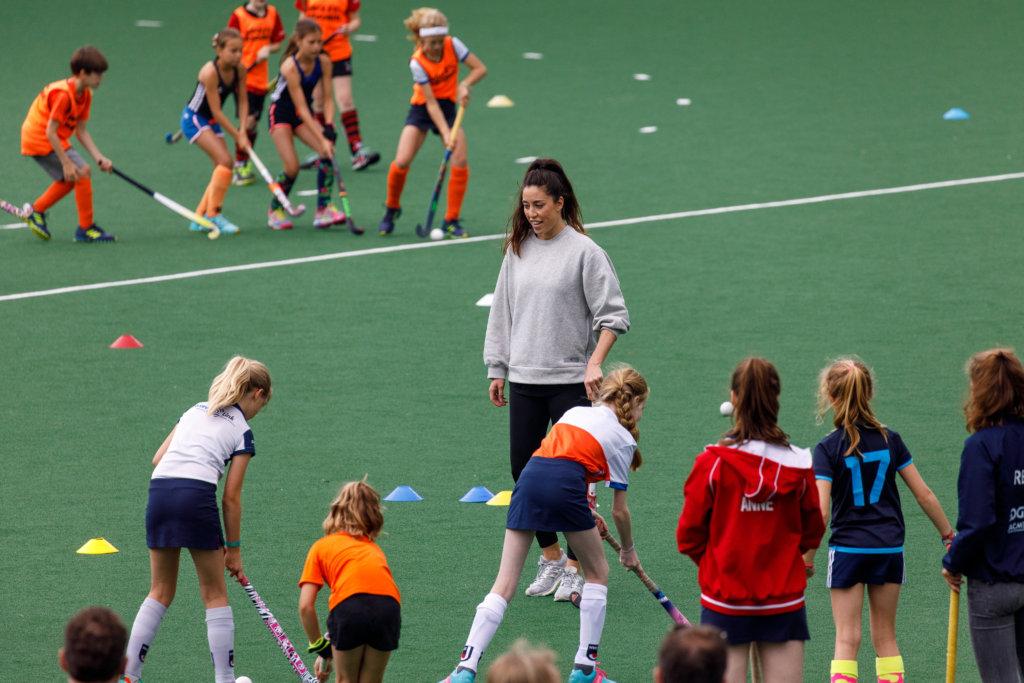 Boekpresentatie Hockey met Naomi door Evert Doorn Fotografie 59