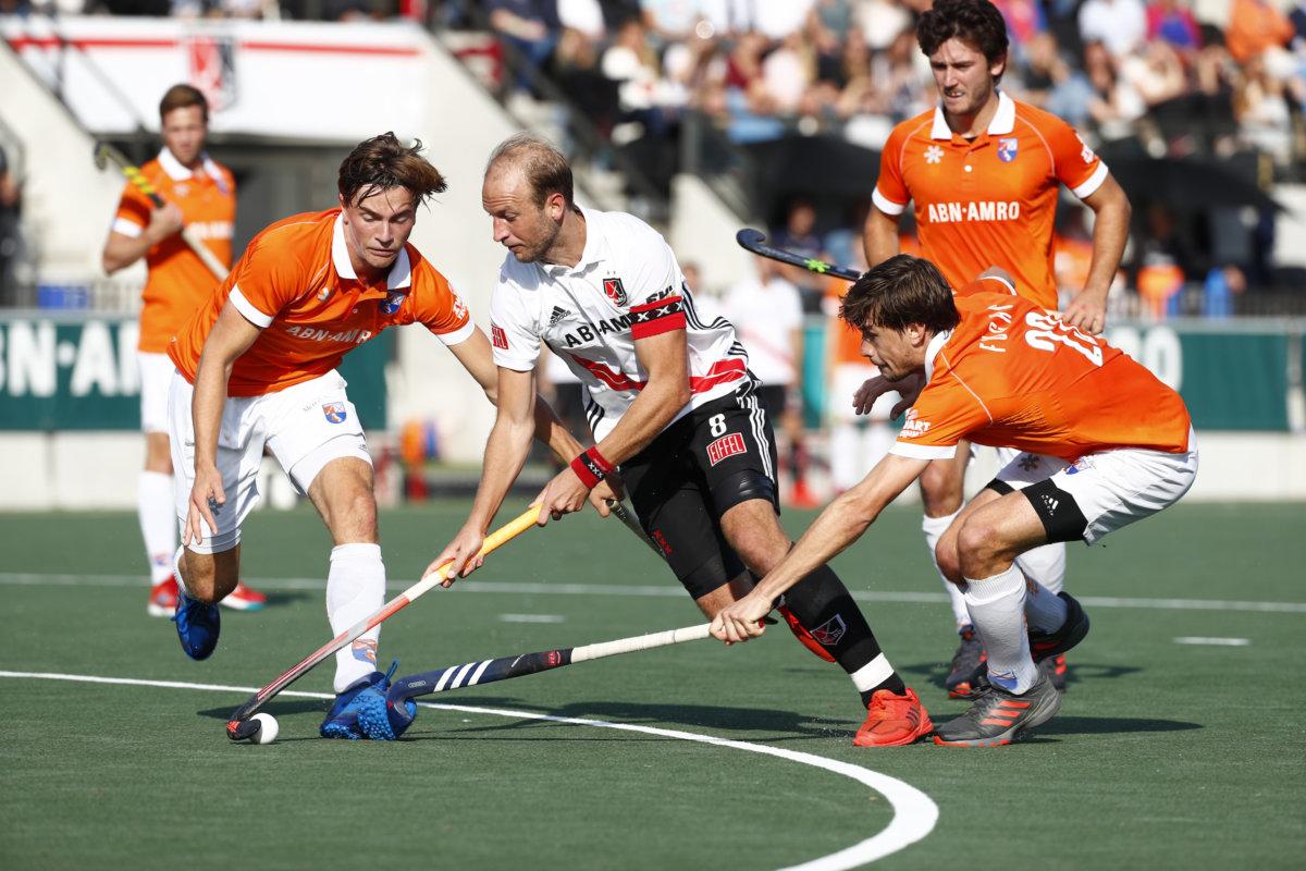 Voorbeschouwing HK (H): Brabantse en Haagse derby - Hockey nl