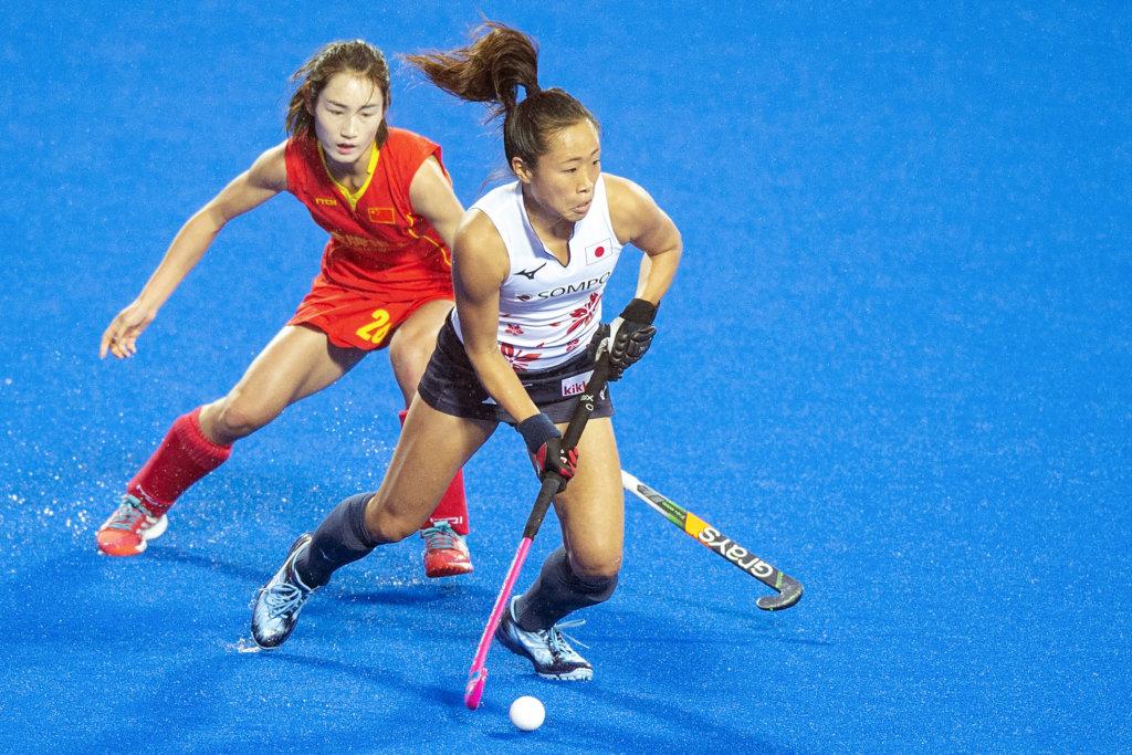 Champions Trophy Dag 2: Australië verslaat ook Groot ...  Shihori Oikawa