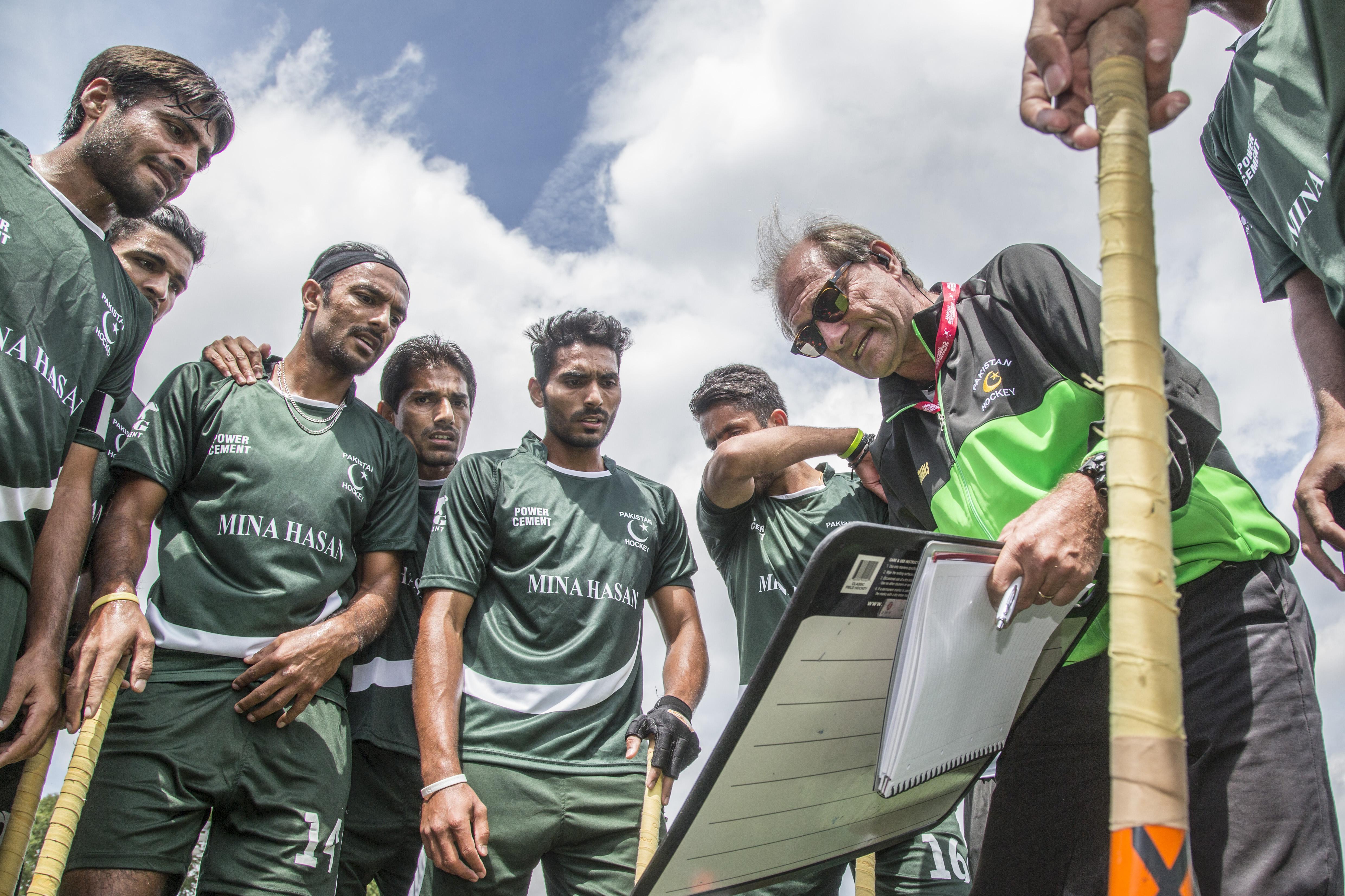 Pakistan Oltmans WV