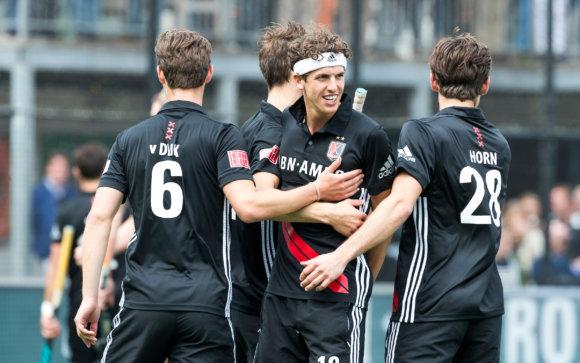 3521542a6b8 Spelerscarrousel HK: Johannes Mooij terug naar Amsterdam - Hockey.nl