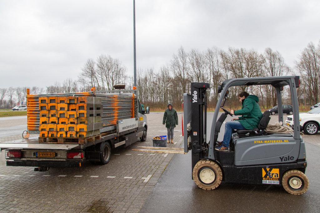 Voorbereidingen HC Rotterdam op Pro League - Willem Vernes