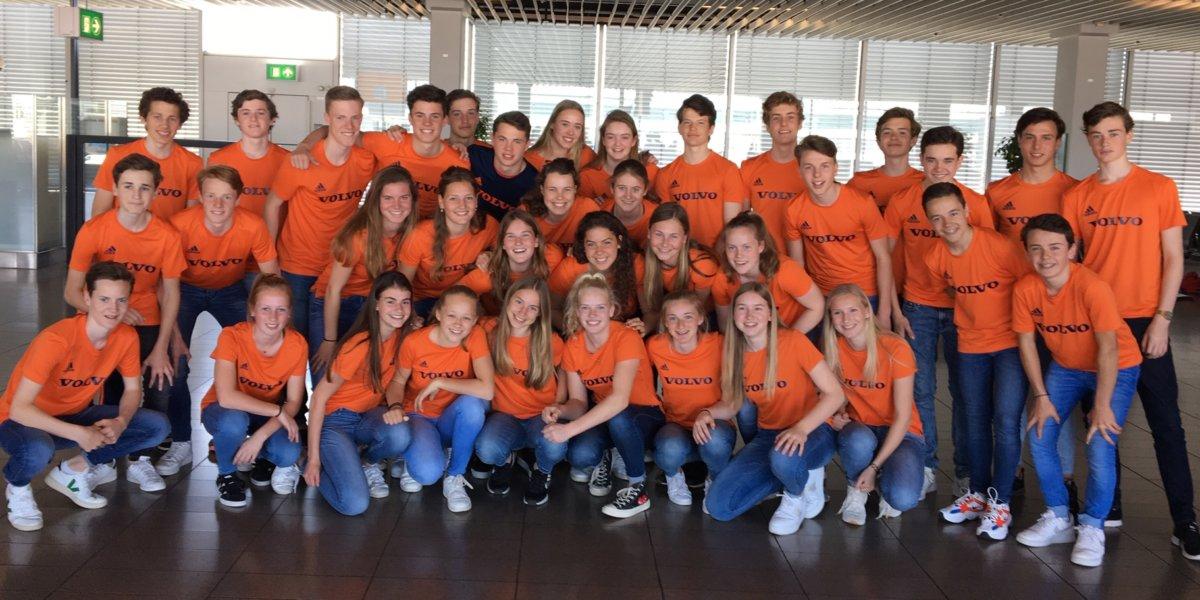 Kleurplaten Voetbal Engels.Paasstage Nederlands B Eerste Echte Stap Naar Het Grote Oranje