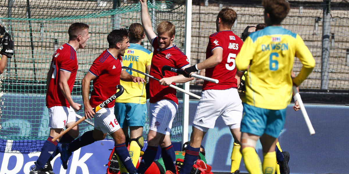 Australia and Belgium to fight for men's FIH Pro League