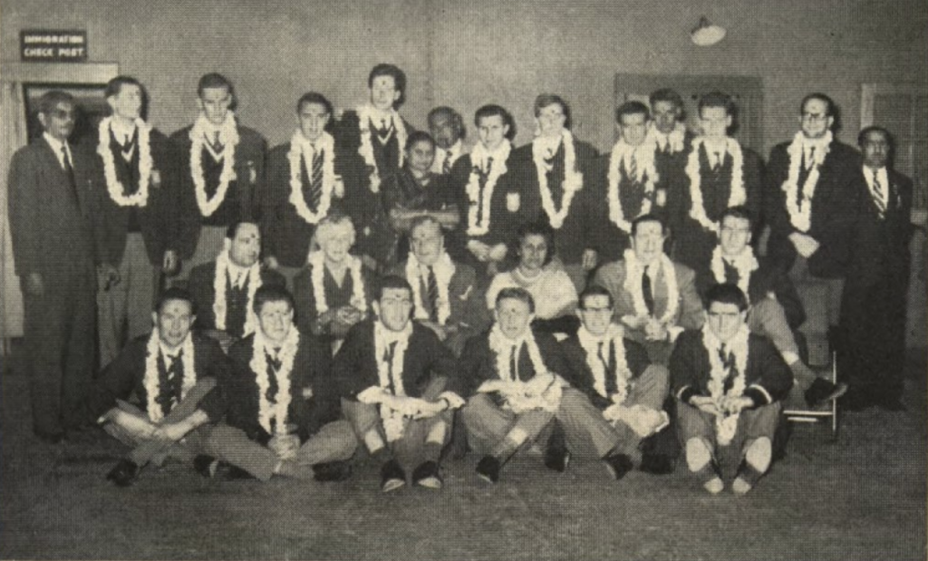 Oranje Heren 1962