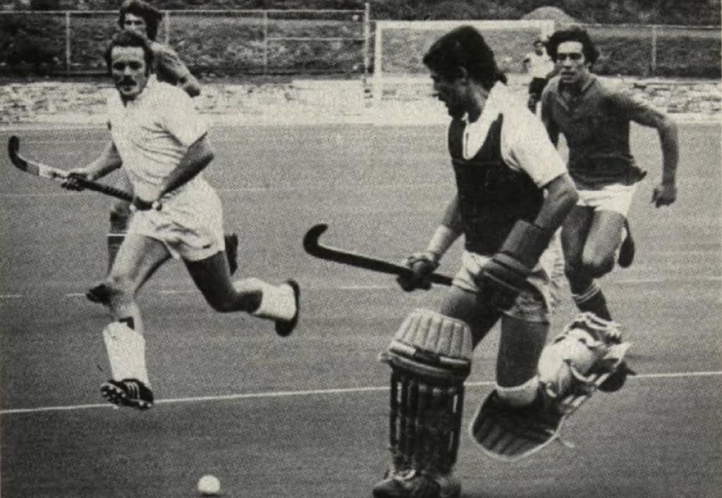 Oranje Heren Montreal 1975
