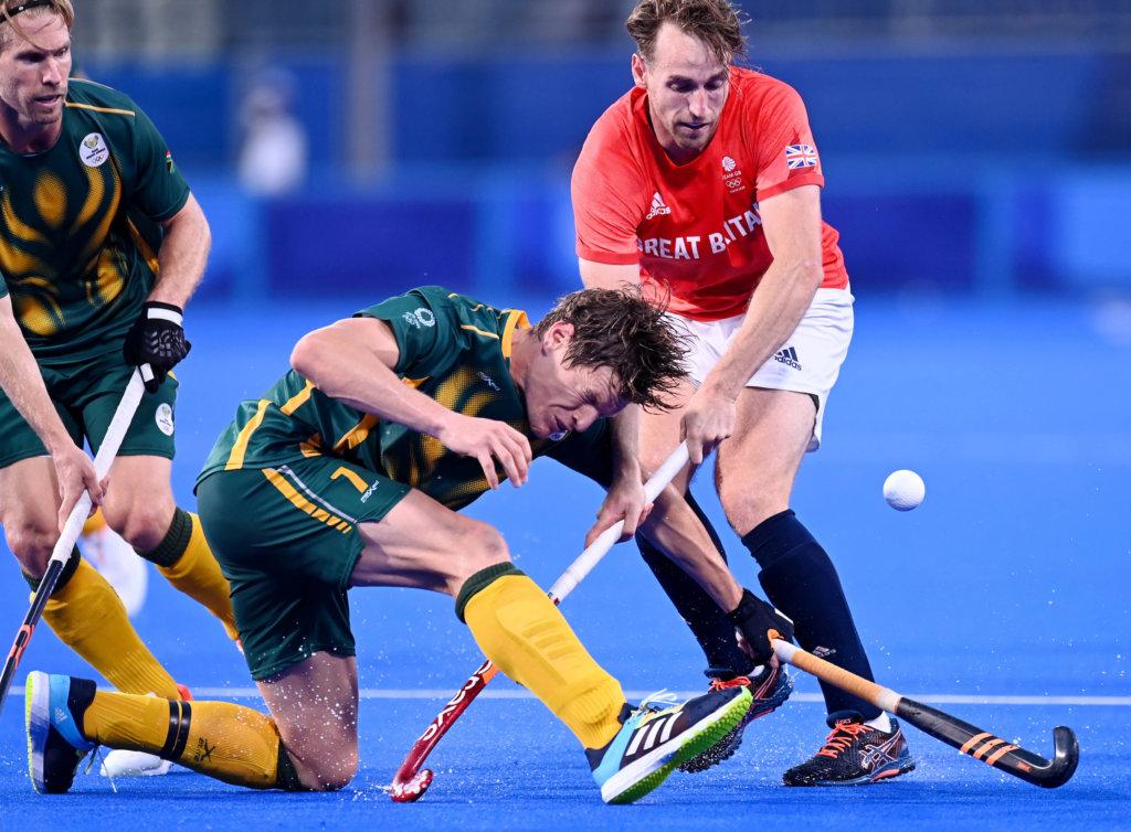 Groot Brittanni%C3%AB Zuid Afrika Chris Griffiths Tim Drummond FIH Worldsportpics